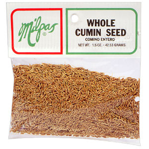 MILPAS CUMIN SEED WHOLE   12/1  OZ