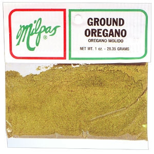 MILPAS OREGANO GROUND     12/1  OZ