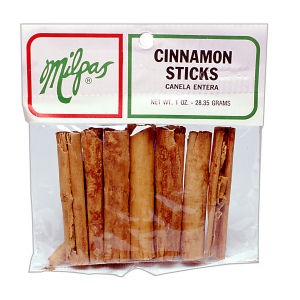 MILPAS CINNAMON STICKS    12/3/4OZ
