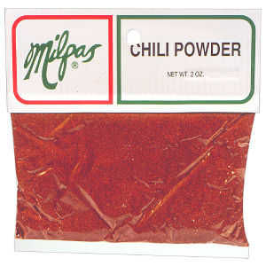 MILPAS CHILI POWDER       12/1.12Z