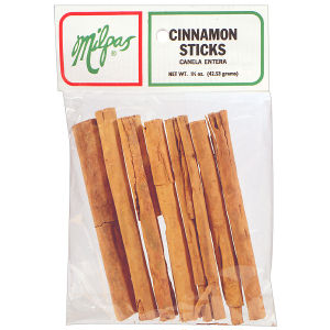 MILPAS CINNAMON STICKS    12/1.0OZ