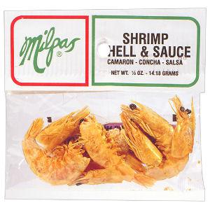 MILPAS SHRIMP+SHELL+SAUCE 12/1/2 Z
