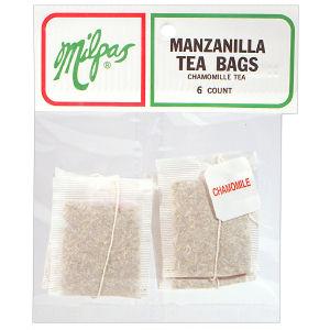 MILPAS TEA B CHAMOMILLE   12/6 CNT