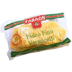 FARAON PSTA FIDEO CAMBR F 20/6.3OZ