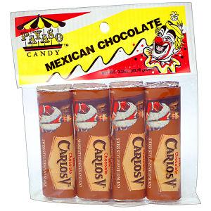 PAYASO C MEX CHOCOL+DULCE 12/2.25Z