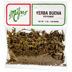 MILPAS YERBA BUENA-PPRMNT 12/1/4 Z