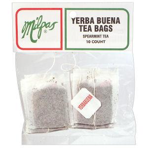 MILPAS TEA B YERBABUENA   12/10CNT