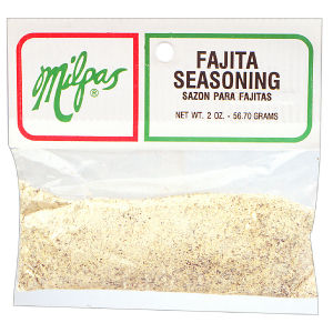 MILPAS FAJITA SEASONING   12/2  OZ