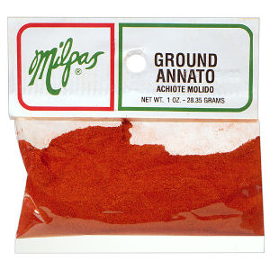 MILPAS ACHIOTE GROUND     12/3/4OZ
