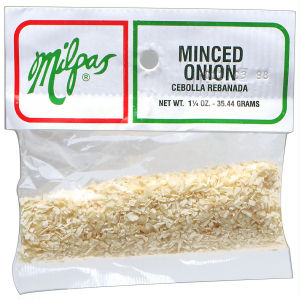 MILPAS ONION MINCED       12/1.25Z