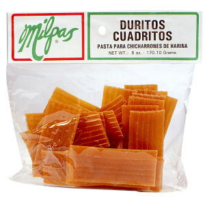 MILPAS DURITOS SQUARES    12/6  OZ