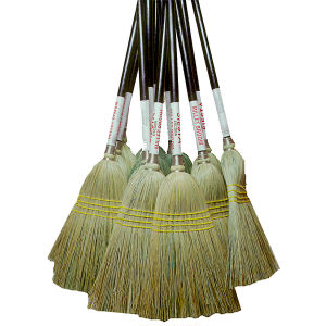 SIESTA BROOMS MILLO       12/EACH