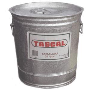 TASCAL TAMALERA #1   31QT 6  PIECE