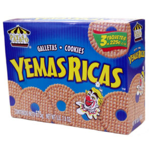 XAYASO N BOX YEMAS RICAS  6/23.8OZ