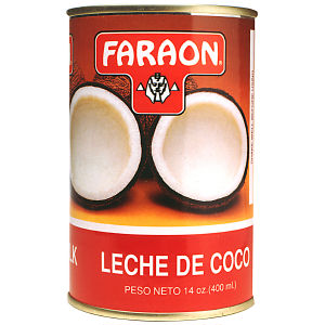 FARAON COCONUT MILK 94021 24/14 OZ