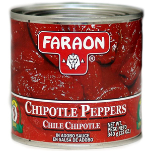 FARAON J CHIPOTLES        12/12 OZ