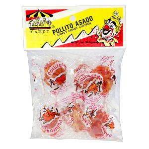 CANDY PAYASO POLLITO ASAD 12/2  OZ