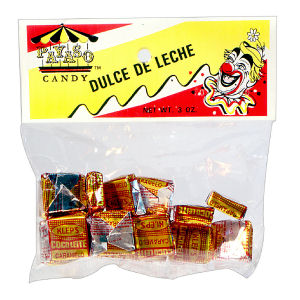 CANDY PAYASO DULCE LECHE  12/3  OZ