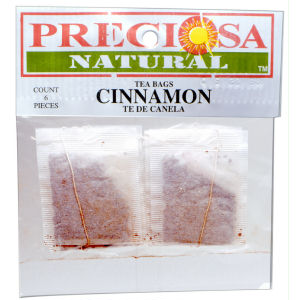 PRECIOSA H CANELA TEA BAG 12/6 BAG