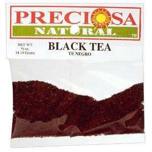 PRECIOSA H BLACK TEA      12/1/2 Z