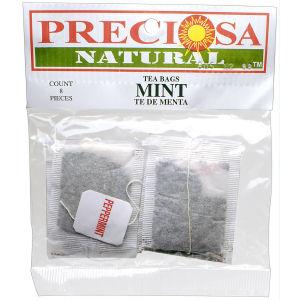 PRECIOSA H TE MENTA BAGS  12/8 BAG