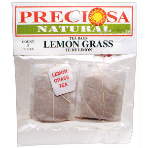 PRECIOSA H LEMON TEA BAG  12/8 BAG