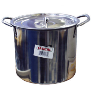 TASCAL POT SS 8 QUART     4   EACH