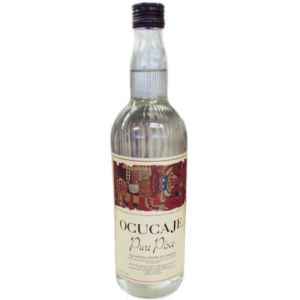LIQUOR PISCO OCUCAJE PERU 12/750ML