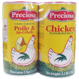 XRECIOSA CHK/FREE GARLIC  6X2X2.2#