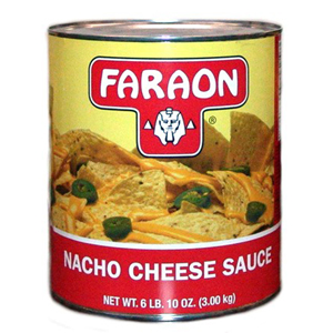 FARAON NACHO CHEESE       6/106 OZ