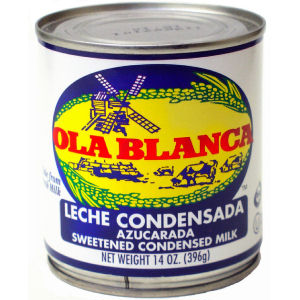 OLA BLANCA MILK CONDENSED 24/14 OZ