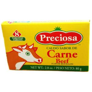 PRECIOSA CUBE BEEF        30/8  CT