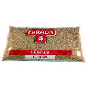 FARAON LENTILS            8/3   LB