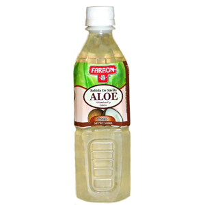 FARAON ALOE VER COCONUT   20/500ML