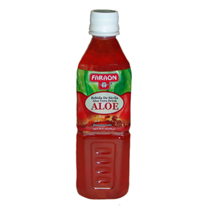FARAON ALOE VER POMEGRANA 20/500ML