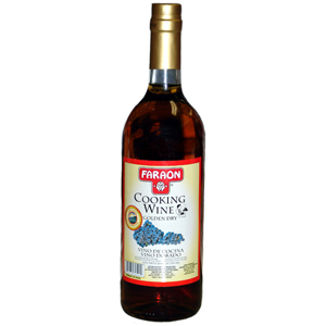 FARAON COOKING WINE       12/25 OZ