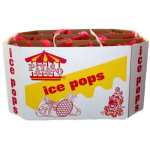 PAYASO ICE POP NET BIN    216/24CT