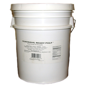 GUAYAQUIL GUAVA READYPULP 5    GAL