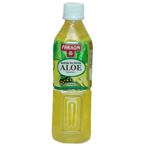 FARAON ALOE VER PINEAPPLE 20/500ML