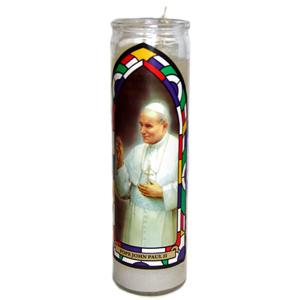 SANCT POPE JOHN PAUL II W 12/TALL